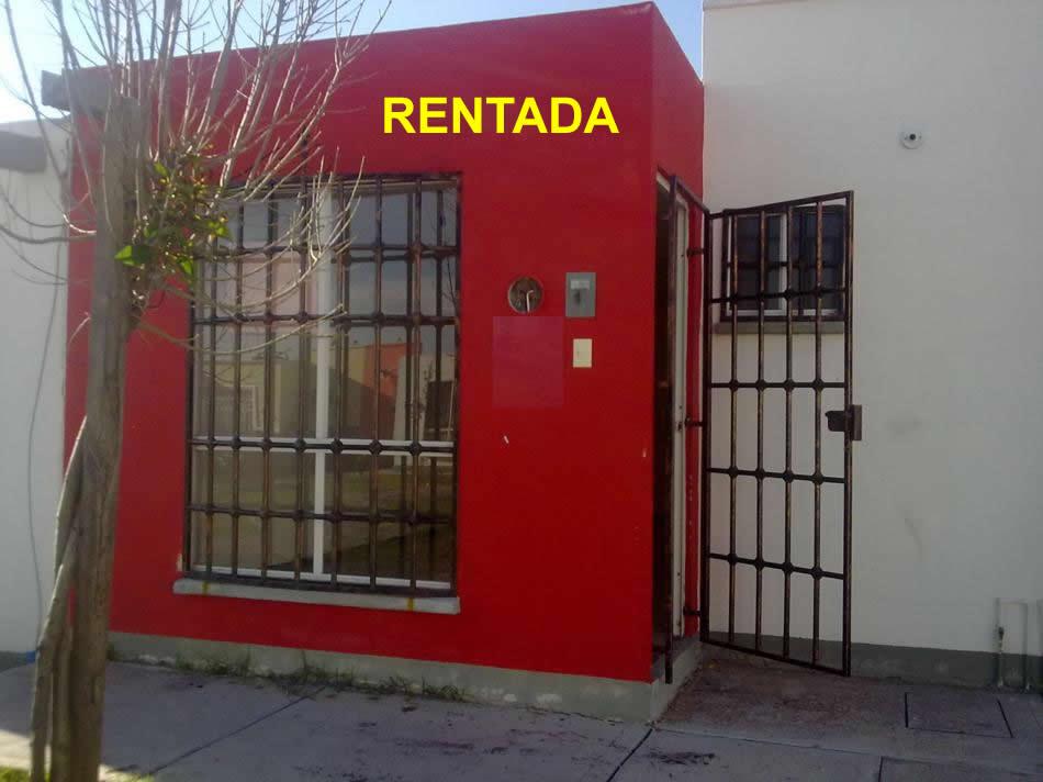 Casa en renta la pradera queretaro 2 for Casas en renta en queretaro