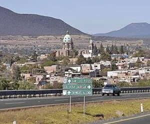 Terreno en Venta Santa Rosa Jauregui, Queretaro -  $   27,725,000.00